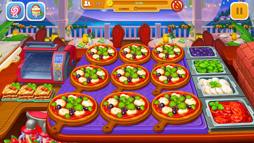 Cooking Frenzy: A Crazy Chef in Cooking Games 1.0.29 screenshots 22