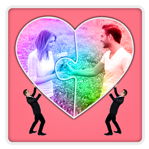 Puzzle Frame Photo Maker Plus+