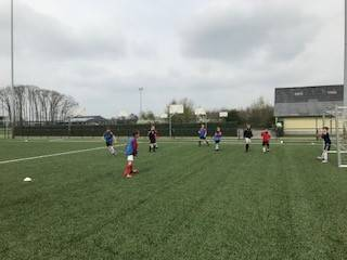 Football Academy Paasstage 2018