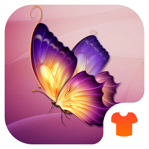 Butterfly Theme for Android FREE Icon
