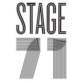 Logo for Stage 71 at Whole Foods Burbank
