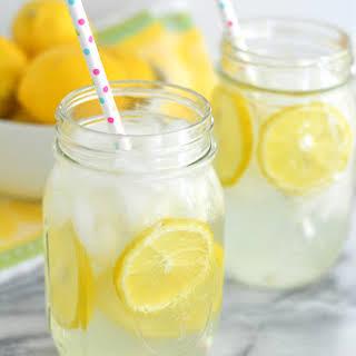 Fresh Squeezed Single Serve Homemade Lemonade.