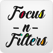 focus n filters - Name Art