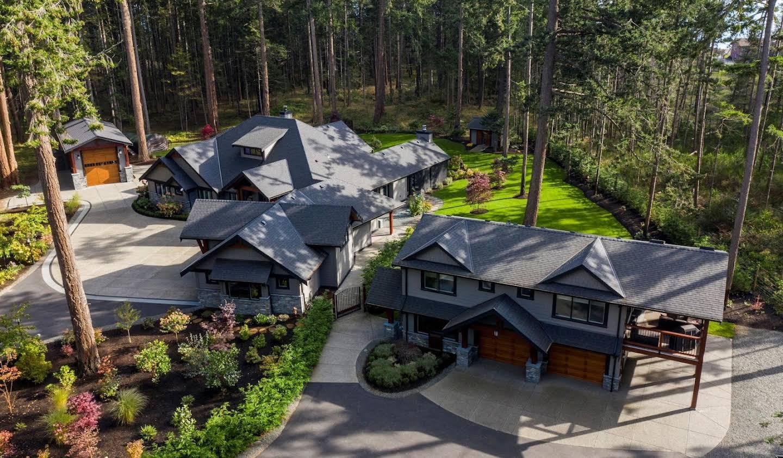 Maison avec terrasse Comox