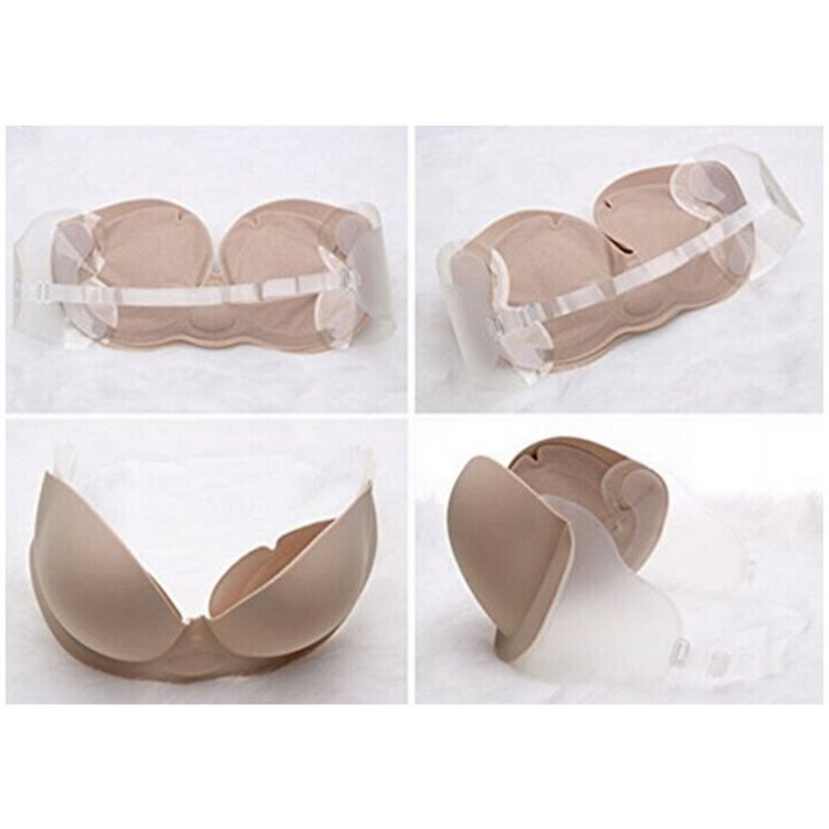 Replacement tape adhesive gel wings bra strap refill for Miss double d backless strapless bra 1pair