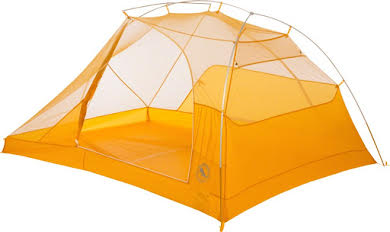 Big Agnes TigerWall UL3 Shelter: Gray/Gold, 3-person alternate image 0