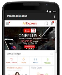Online Shopping Apps: All List- screenshot thumbnail