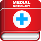 Medical Terms Dictionary 2018 icon