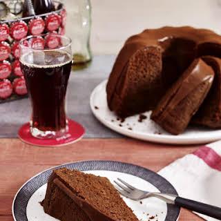 Chocolate Cola Cake.