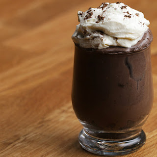 Tiramisu Chocolate Mousse.