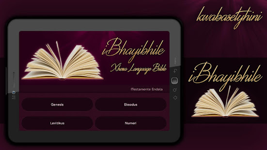 Ibhayibhile xhosa women bible apps on google play screenshot image fandeluxe Choice Image