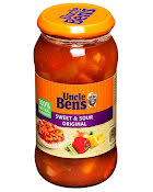 Uncle Ben's Sweet & Sour Original 450 g