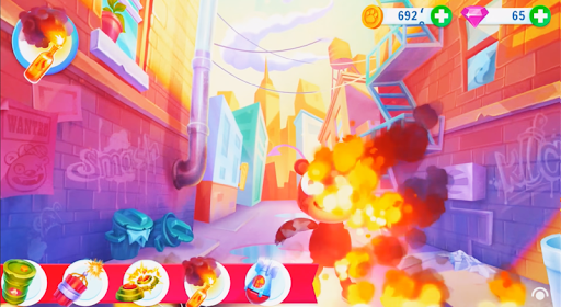 Despicable Bear All Weapons  screenshots 1