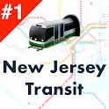 New Jersey Transport: Offline NJ departures & maps icon