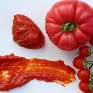 How To Make Homemade Tomato Paste.