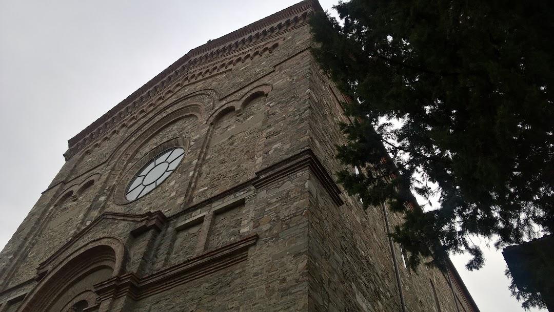 chiesa di San Jacopo in Polverosa, detta di San Jacopino