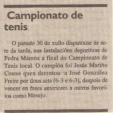 Photo: ART. TORNEO 1995