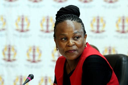 Public protector takes on state security minister over secret Sars 'rogue unit' report