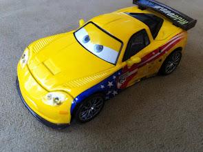 Photo: Clark Bought Jeff Corvette