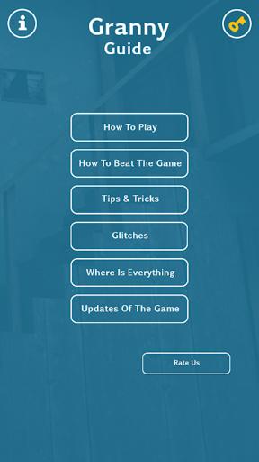 Granny Guide (Game Guide & Walkthrough) 1.7 screenshots 1