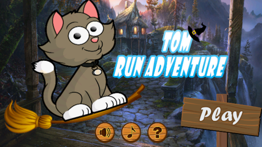 Tom Run Adventure