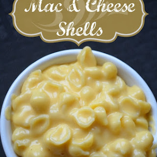 Mac & Cheese Shells