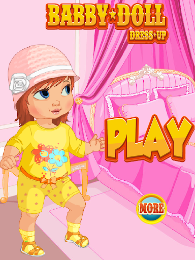 Baby Doll - Dress Up 1.1 screenshots 1