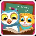 Peppy Pals School - EQ for Kids icon