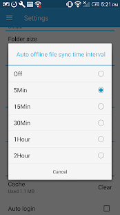 Qsync- screenshot thumbnail