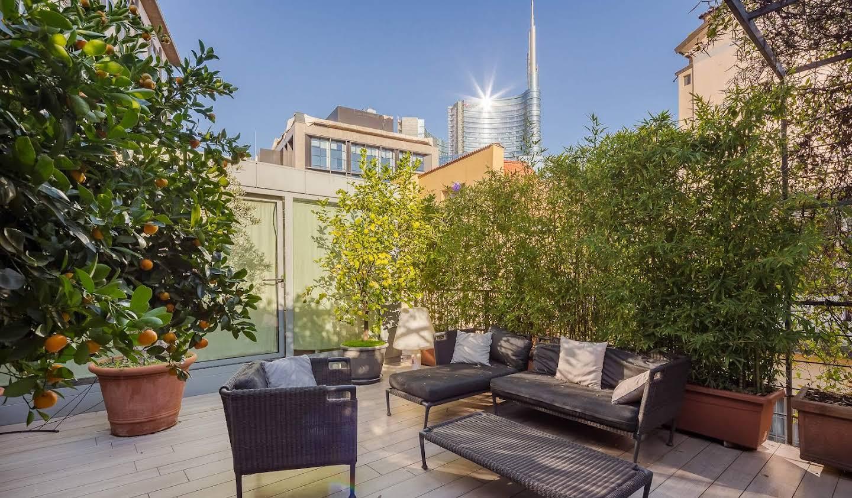 Appartement avec terrasse Milano