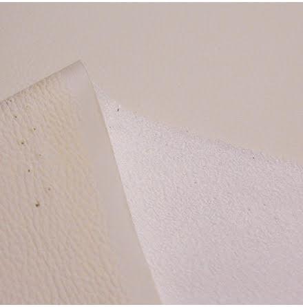 Läderimitation - off white