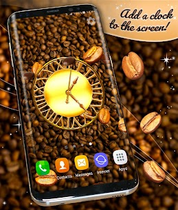 Coffee Live Wallpaper ☕ Beans HD Wallpapers 2