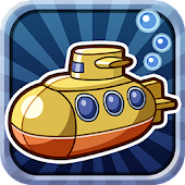 Submarine Run: Deep Ocean