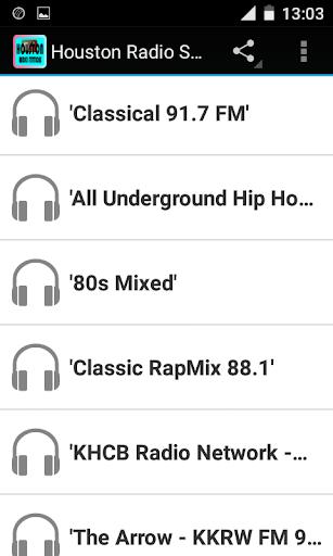 Houston Radio Stations  screenshots 2