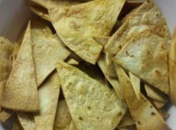 Home-made Tortilla Chips Recipe