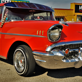 Low Rider by Benito Flores Jr - Transportation Automobiles ( chevy, car, low rider, texas, killeen )