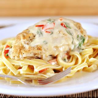 Tuscan Garlic Chicken.