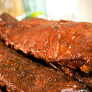 Barbecue Pork Ribs.