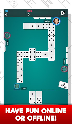 Dominoes Jogatina: Classic and Free Board Game  screenshots 16