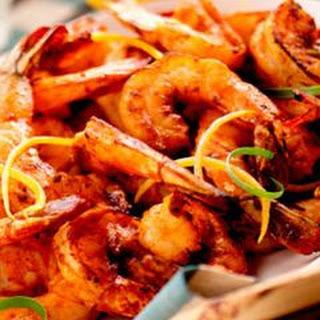 Cajun Shrimp with Rémoulade Sauce