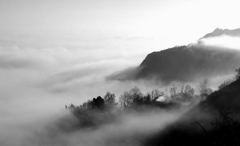 sospesi tra mare e nuvole di mousix