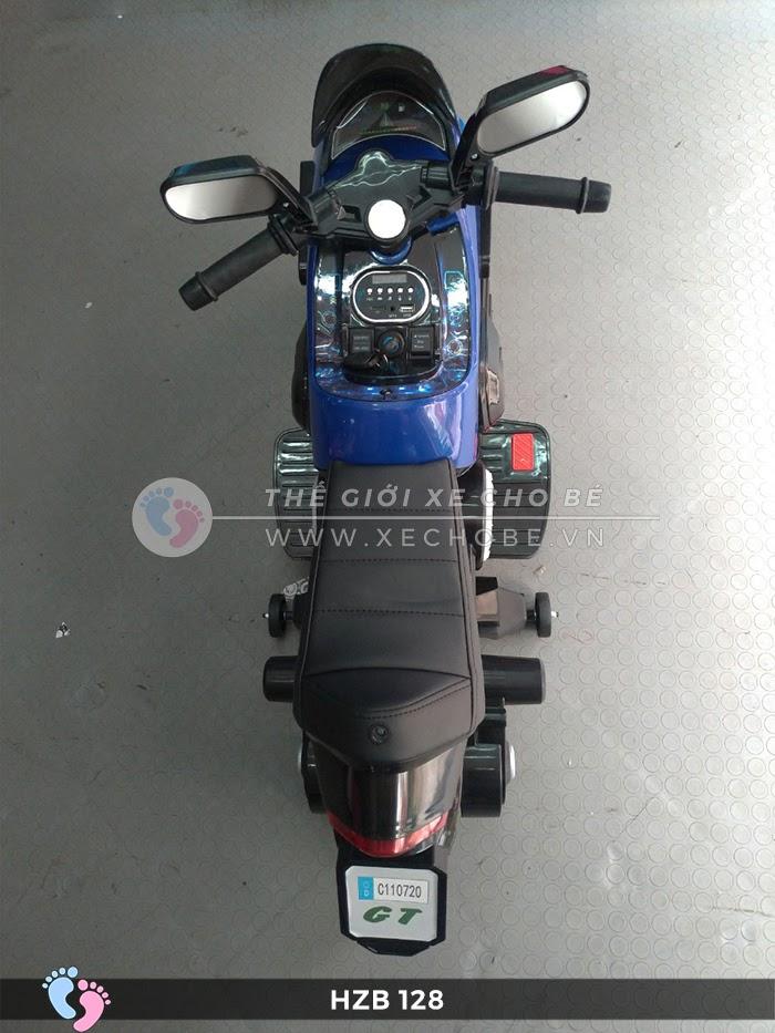 Xe máy điện cho bé HZB-128 GT 12