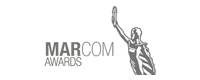 Logo for Marcom Award