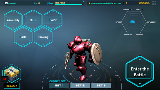 Armored Frontier for PC-Windows 7,8,10 and Mac apk screenshot 2