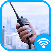 Super Wifi Walkie Talkie