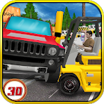 Real Car Forklift simulator 3D 1.0.2 Apk