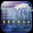 Live Weather forecast widget☀️