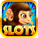 Crazy Monkeys Slot Machines icon