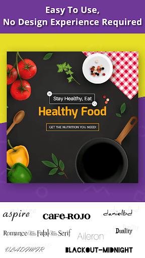 Banner Maker, Cover Designer, Thumbnail Creator 15.0 Apk for Android 6