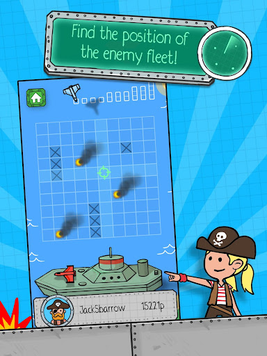 Battleship - Sea War 3.1.7 screenshots 10